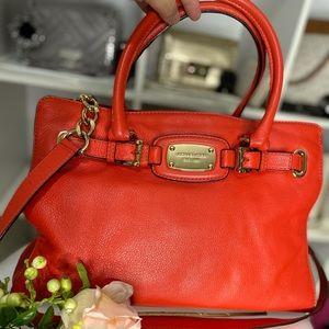 Preloved Michael Kors Hamilton Mandarin Handbag